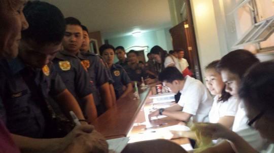 Police in INC-07
