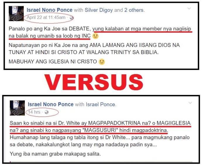 Israel Nono Ponce strikes again