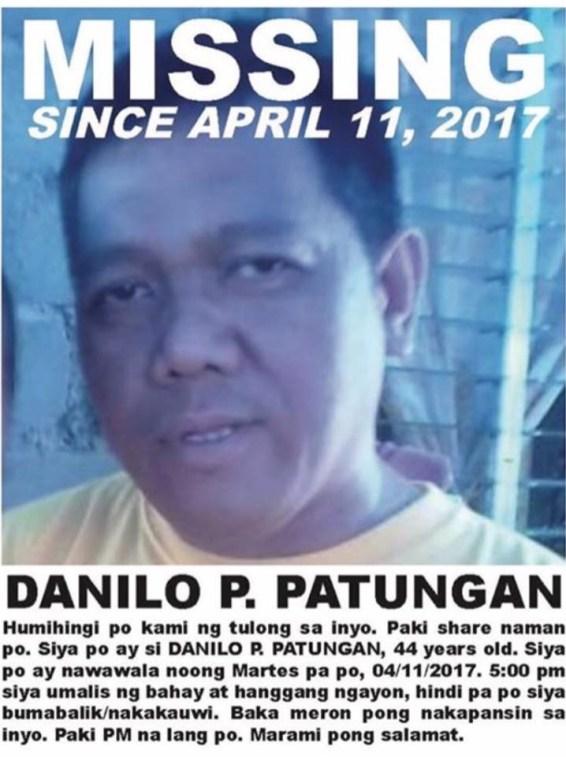 Danilo Patungan Picture