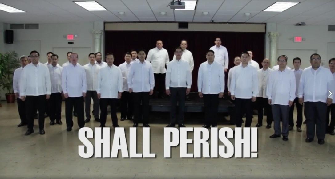 Shall Perish