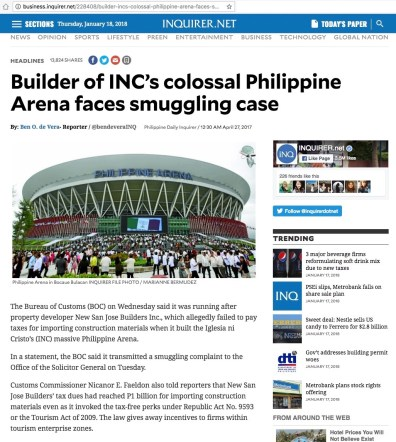 Inquirer News