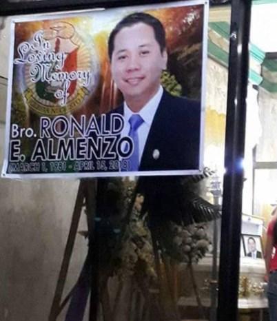 2018.04.27] Picture of Bro. Ronald Almenzo
