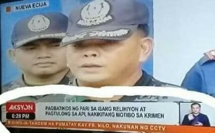 [2018.06.12] TV5 TV Report - Motive for Priest's Murder