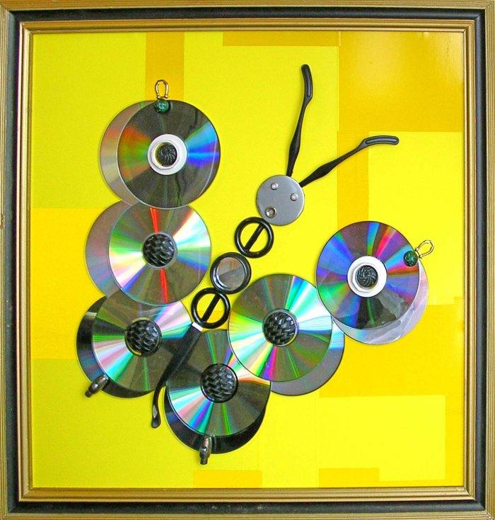 цветы из дисков картинки мусульманские