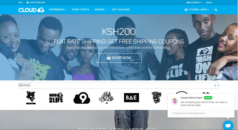 Kenya's Cloud9 is a startup for adventure seekers