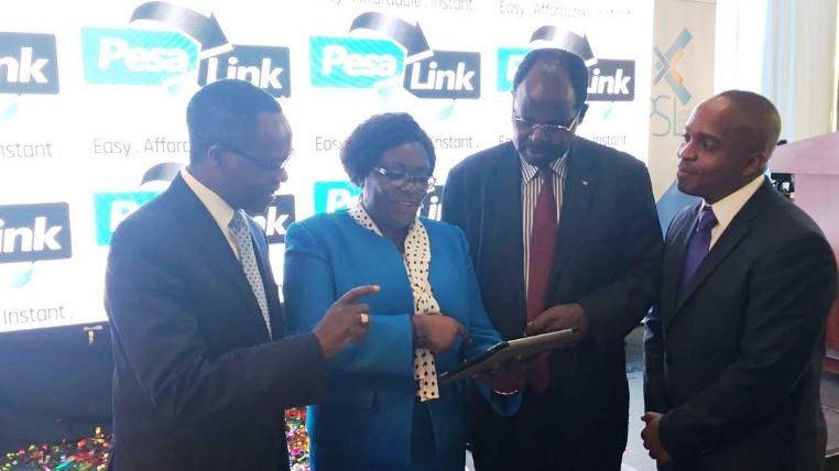 PesaLink : Kenya Bankers Association launch App to Support Inter-Bank Transactions.