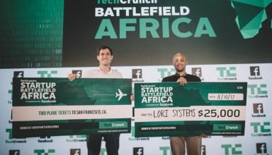 Kenyan startup, Lori Systems wins the first TechCrunch Startup Battlefield Africa