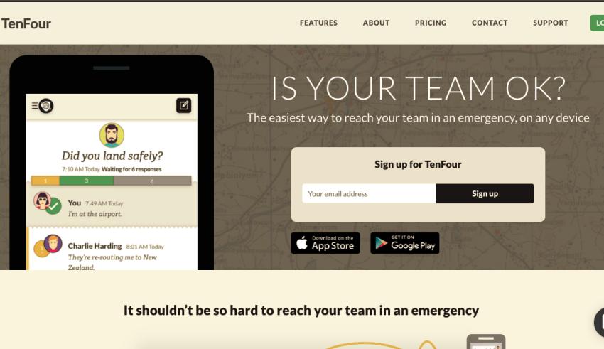 TenFour, Ushahidi augmentation