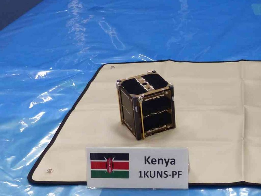 T-Minus 4 Days To Kenya's First Satellite Launch