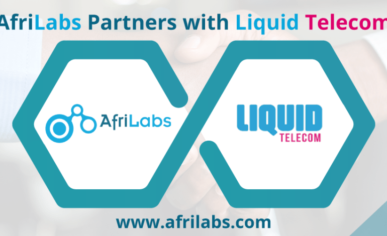 Liquid Telecom partners with AfriLabs to promote sustainable innovation across Africa