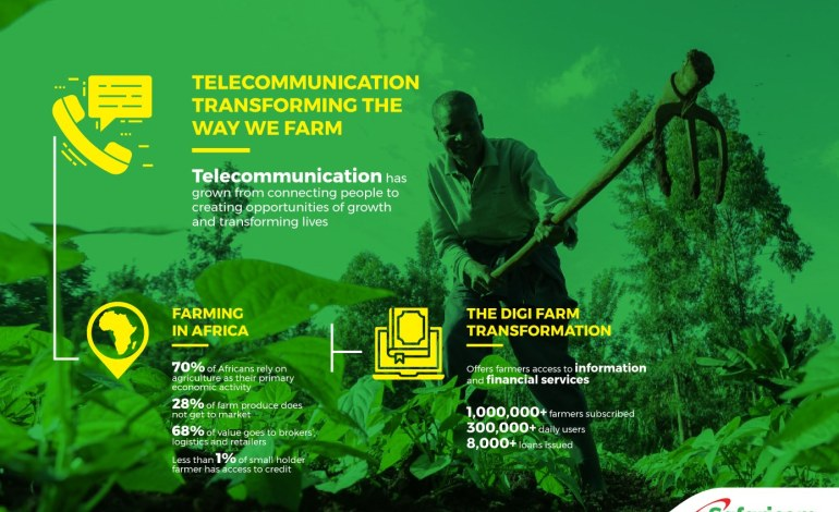 National Cereals and Produce Board (NCPB) partners with Digifarm Kenya ltd to enable farmers access post-harvest services