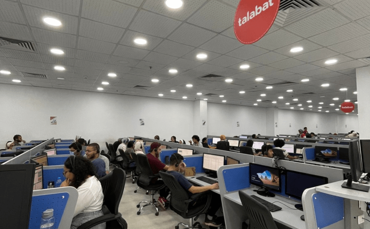 Talabat expands outsourcing services with regional customer service center in Cairo