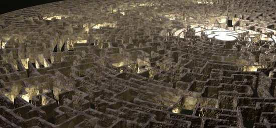 maze, complexity