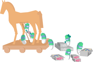 trojan horse bacteria blog antimicrobial resistance
