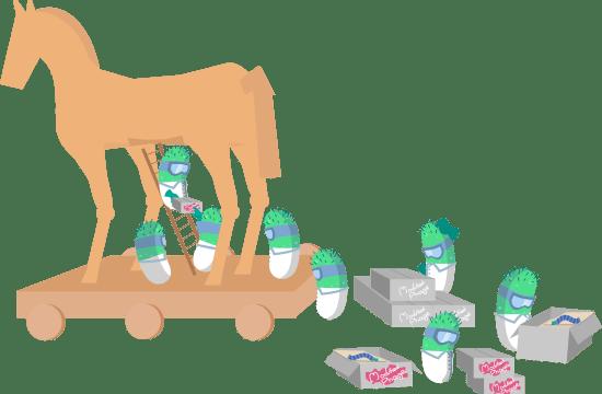 trojan horse bacteria blog antimicrobial resistance
