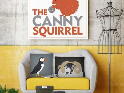 The Canny Squirrel