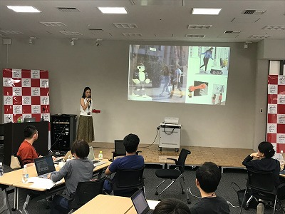 2018/8/19: Global Innovation Collegeに登壇@Startup Hub Tokyo