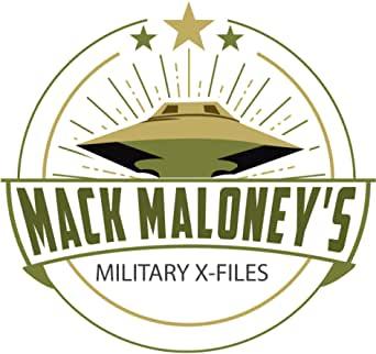 Mack Maloney's Military X-Files