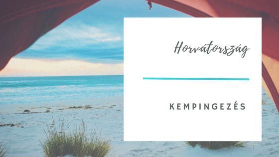 kempingezes - horvatorszag - satrazas_cover