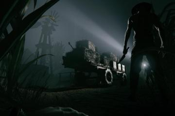 Outlast 2 screenshot