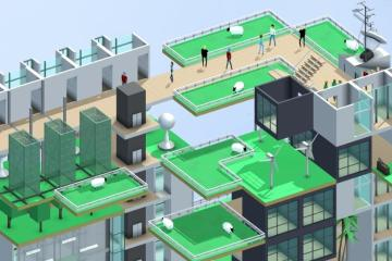 Block'hood screenshot