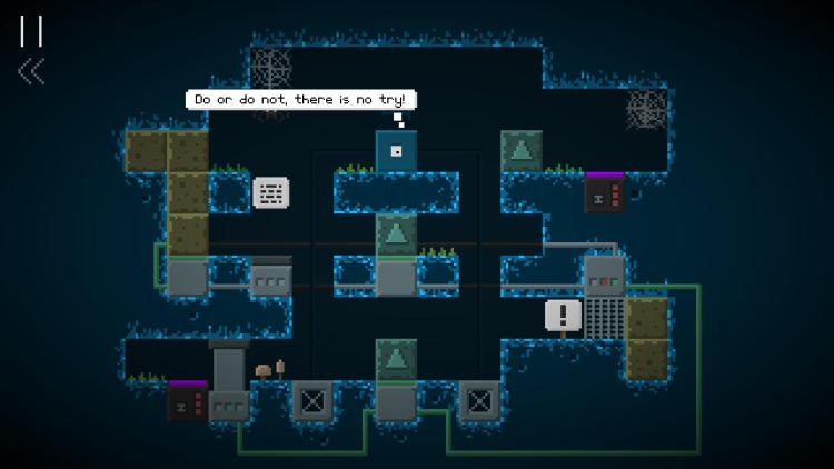Qbik screenshot indie releases