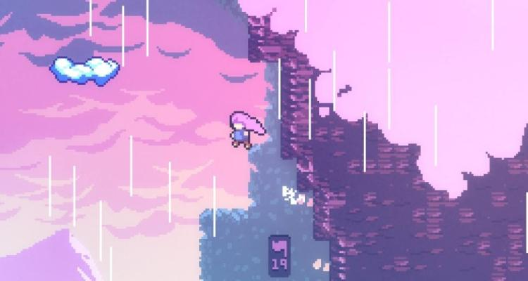 Celeste screenshot indie game releases featured image