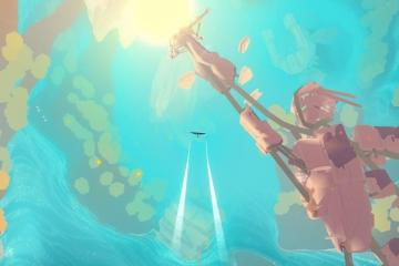 InnerSpace indie game screenshot
