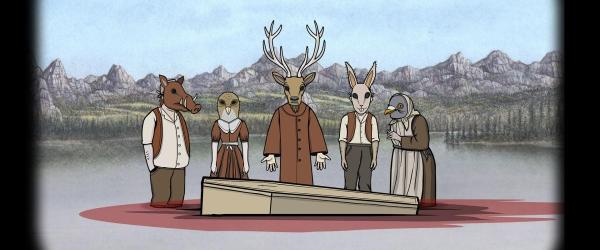 Rusty Lake Paradise indie game releases screenshot