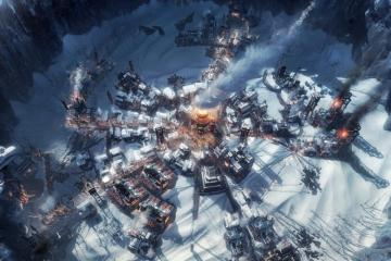 Frostpunk screenshot