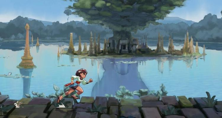 Indivisible screenshot