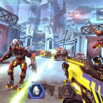 Shadowgun Legends - Gameplay