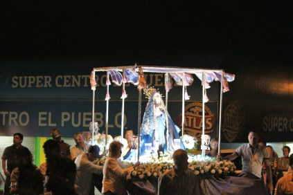 Blessed Mother.