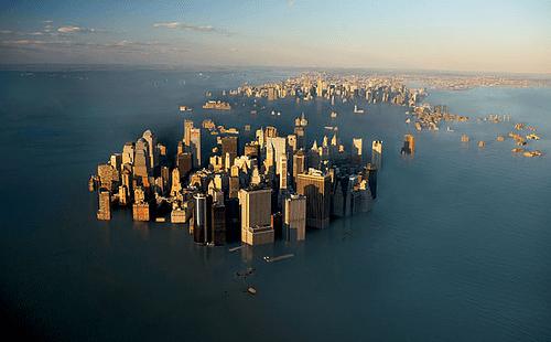 Resultado de imagen de Aumento del nivel del mar