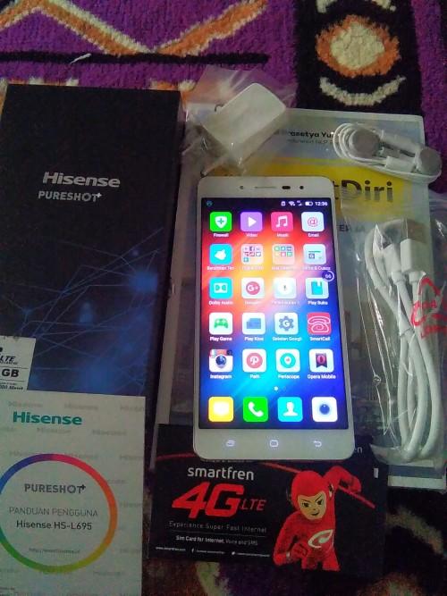 Hisense Pureshot+ HS-L695