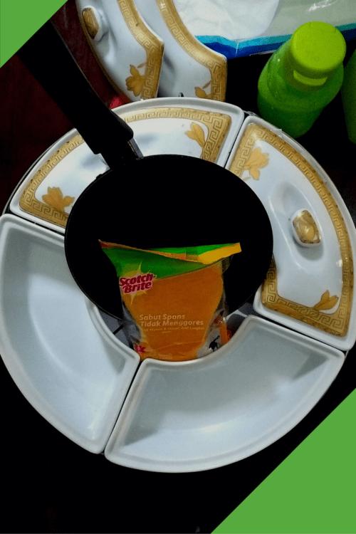 Belajar Disiplin dengan Mencuci Piring dan Melakukan Pekerjaan Rumah Tangga Lain