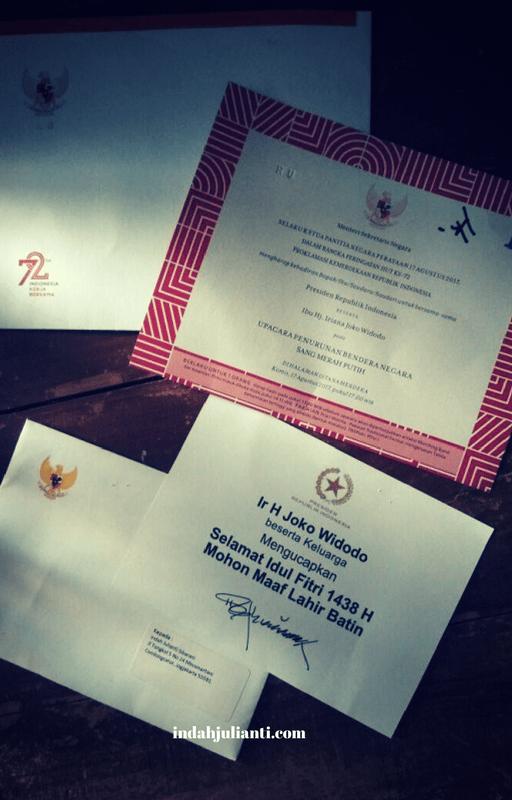 17 Agustus di Istana Negara