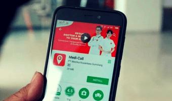 Perawatan Kesehatan di Rumah (Homecare) Zaman Now : Medi-Call