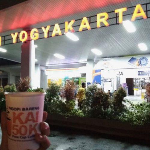 Ngopi Bareng KAI: Nikmatnya Kopi Indonesia yang Bercitarasa Khas