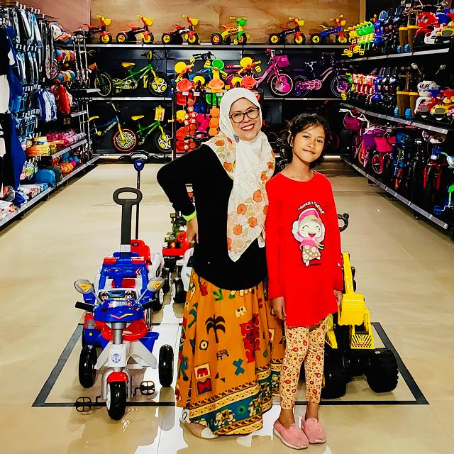 Cerita Ramadhan Anak: Kapan Aku Haid?