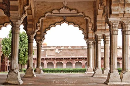 Diwan-i-Am, Hall of Audience