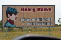 Henry Reeve, a hero from Cuban first war independence