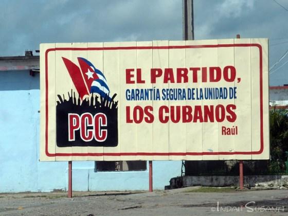 PCC: Communist Party of Cuba