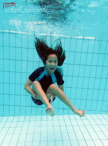 Future scuba diver in the family!