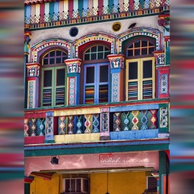 Colorful Little India - Singapore