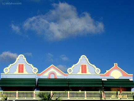 Bonaire Dutch House