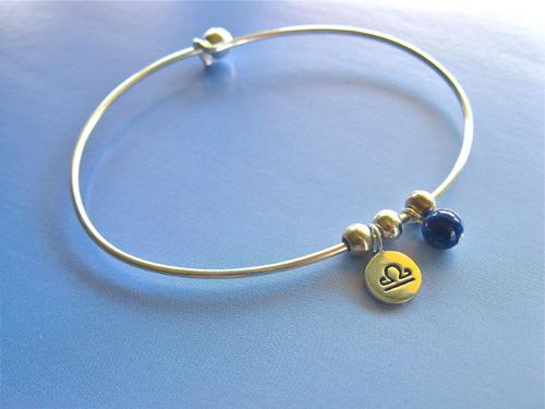 Libra zodiac Lapis Lazuli