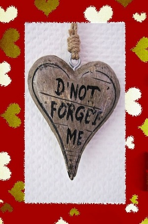 Valentine Dont forget