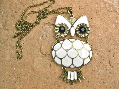 Inspirational owl