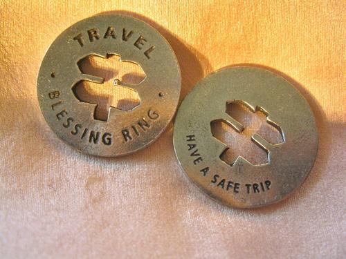 Travel blessing gift